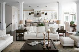 open concept living room dining room kitchen glamorous open concept living room designs combine