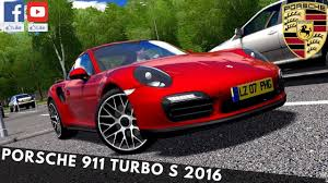 2006 Porsche 911 Turbo S City Car Driving 1 5 2 1 5 3 Porsche 911 Turbo S 2016 Day