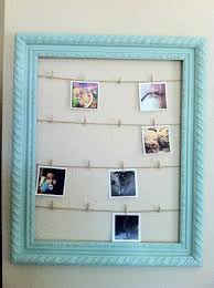 Photo Frame Ideas Best 25 Clothespin Picture Frames Ideas On Pinterest Clothespin