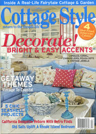 Cottage Living Magazine by Big News Violet Cottage