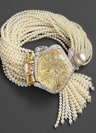 bracelet diamond pearl images Cartier cartier pinterest cartier pearls and jewel jpg