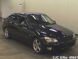 toyota altezza wallpaper 1999 toyota altezza black for sale stock no 45941 japanese