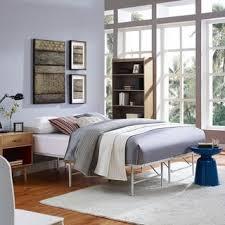 foldable platform bed structures highrise foldable bed frame u0026 mattress foundation 18