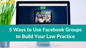 5 Ways To Build Your by 5 Ways To Use Facebook Groups Beyond The Bar Institute