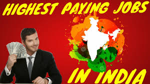 10 Highest Paid Jobs You Top 10 Highest Paying Jobs In India Youtube