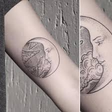 48 magnificent moon designs ideas tattooblend