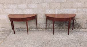 Antique Console Table Antique Furniture Warehouse Pair Antique Console Tables Late