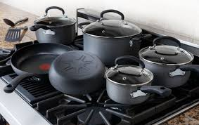 Cuisinart Dishwasher Safe Anodized Cookware T Fal Ultimate Hard Anodized Cookware Review Worth A Buy