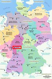 Kassel Germany Map by Maps Update 500621 Germany Travel Map U2013 Germany Attractions Map