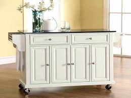 kitchen island units on wheels uk small with seating white butcher