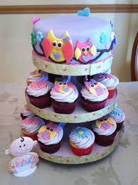owl halloween cupcakes owl and flowers cupcake cupcake ideas for you