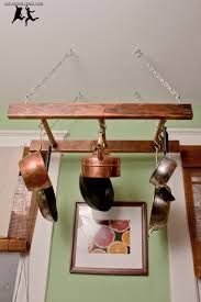 wall pot rack ideas 109 inspiring style for make a pot rack