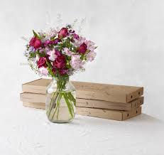 flower subscription six month letterbox flower subscription by bloom