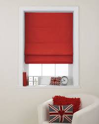 Tweed Roman Blinds Red Roman Blinds Inspiring Red Roman Shades And Best 25 Country