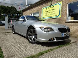 used 2004 bmw 645ci 645ci for sale in suffolk pistonheads