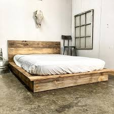 Country Bed Frame 18 Platform Bed Frame In Different Style And Design Arkool