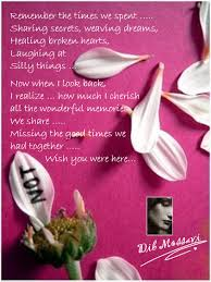 Love Quotes For A Friend by Quotes About Missing A Friend Taglog Forever Leaving Being