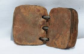 experts say 2 000 year old lead tablets containing portrait of