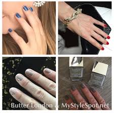 this mani will last you 10 days butter london patent shine 10x