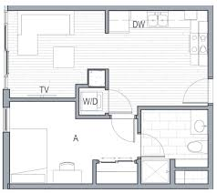 tucson az apartments sol y luna floor plans
