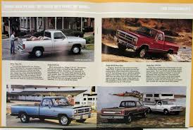 89 dodge ram 250 dodge trucks line caravan ramcharger sales