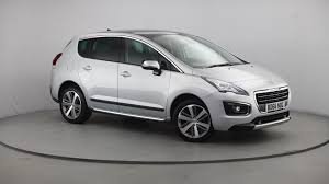 peugeot 3008 cars used peugeot 3008 cars for sale in sittingbourne kent motors co uk