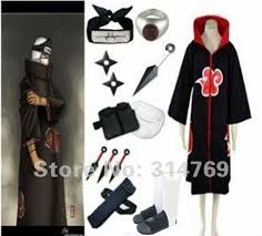 Kakashi Halloween Costume Wholesale Manga Amime Naruto Costume Naruto Hatake Kakashi Men U0027s