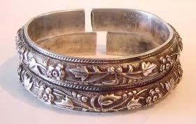 silver antique bracelet images Pair of antique chinese silver bracelets for sale jpg