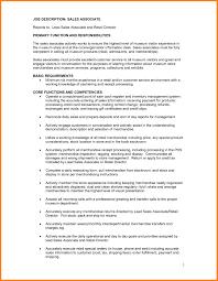 inside sales sample resume sales associate job description resume ithacaforward org 6 duties of a sales associate job bid template inside sales associate job description