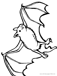 25 bat coloring pages ideas free halloween