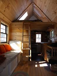 big dreams tiny house worcester mag above an inside view of dave
