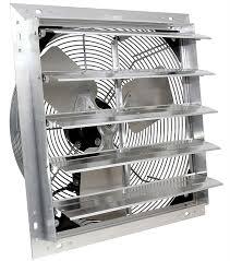 shutter exhaust fan 24 24 industrial exhaust shutter fan 2 speed and 50 similar items