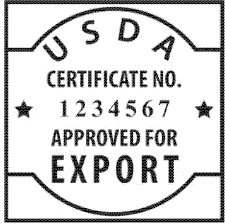 Sle Letter Certification No Pending Case Federal Register Electronic Export Application And