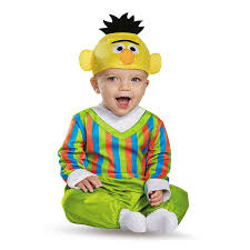 18 Month Halloween Costumes Boys Amazon Disguise Baby Boys U0027 Bert Deluxe Infant Costume Clothing