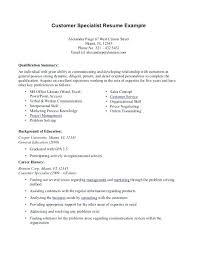 resume summary exles marketing executive summary exle for resume