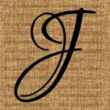 the letter j monograms that i love pinterest typography