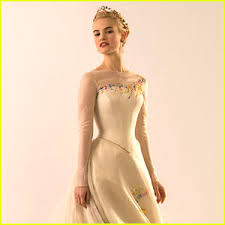 Cinderella Wedding Dresses See Lily James In Cinderella U0027s Wedding Dress Now Cinderella
