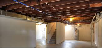 Ideas For Unfinished Basement Ceiling Cheap Ideas For Unfinished Basements Basement Remodeling
