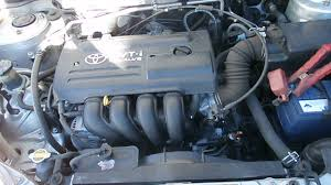 2007 toyota corolla engine for sale wrecking 2005 toyota corolla engine 1 8 1zz zze122 j13459