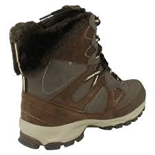 ladies hi tec ankle boots fusion thermo 200 mid wp ebay