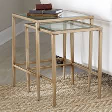 what are nesting tables birch lane isaac nesting tables reviews birch lane