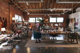 Furniture Store Downtown Los Angeles L A U0027s Arts District A Walking And Gawking Guide Wsj