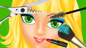 magic princess makeover fantasy beauty hair u0026 nail salon game