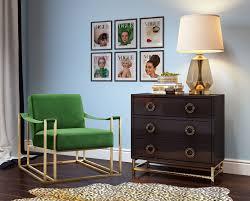 gold dresser regency black u0026 gold chest furniture home