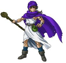 hero characters u0026 art dragon quest v hand of the heavenly