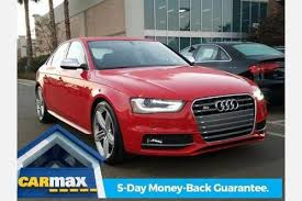 audi r4 price used 2015 audi s4 for sale pricing features edmunds