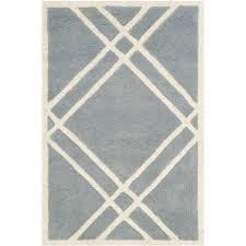 Wool Area Rugs 4x6 Safavieh Chatham Gary Tufted Wool Area Rug Beige Products