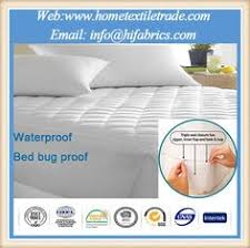 Dust Mite Crib Mattress Cover Dust Mite Hypoallergenic Quilted Softness Mattress Protector Cover