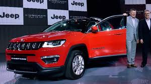 where is jeep made jeep compass made in india suv by fiat chrysler launched at rs