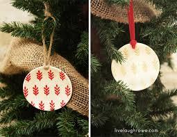 Softball Christmas Ornament - 33 adorable and creative diy ornaments